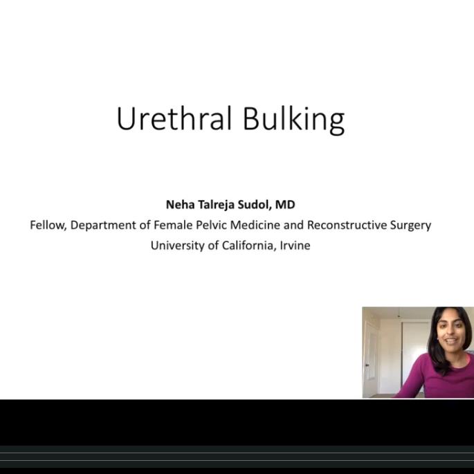 Urethral Bulking